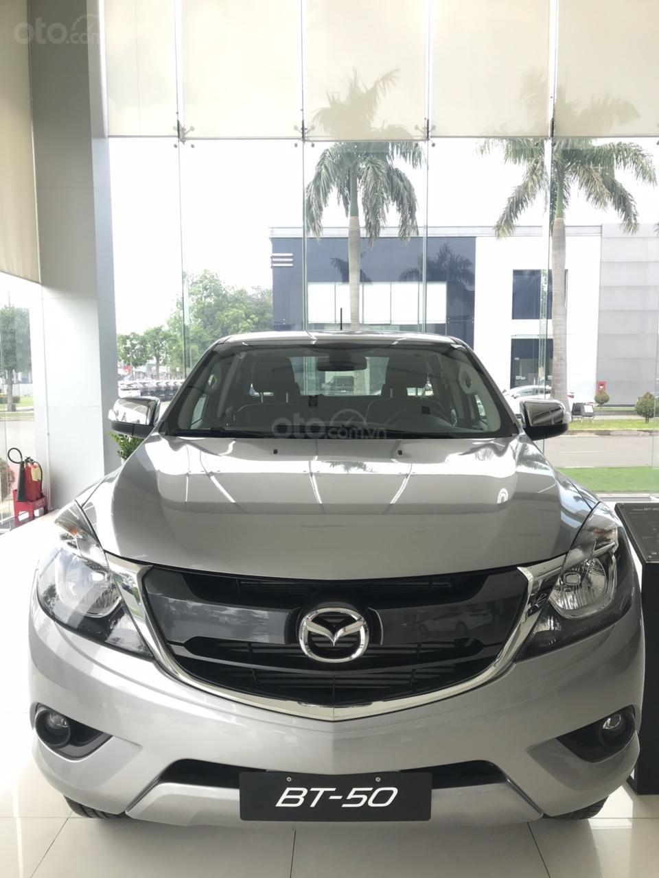 Cần bán xe Mazda BT 50, màu trắng, nhập khẩu, 674 triệu-0