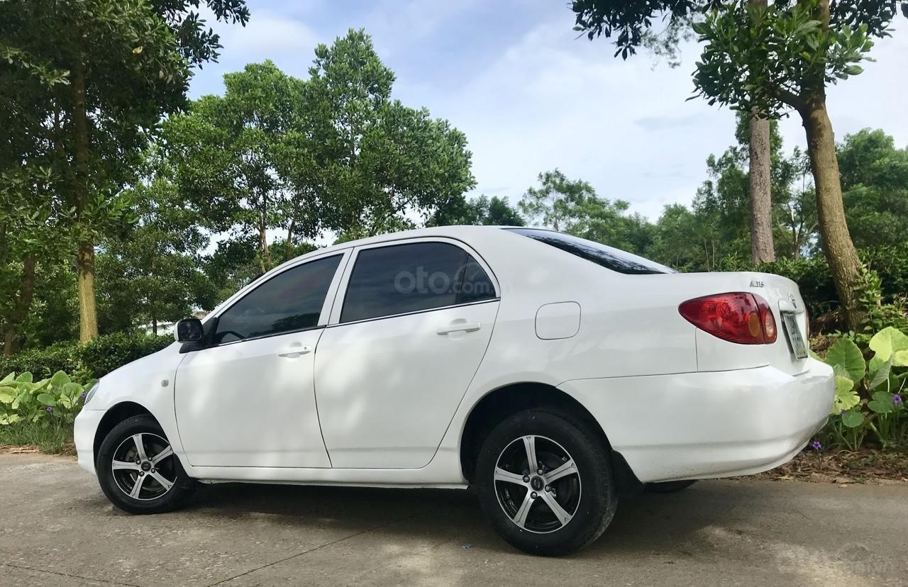 Cần bán xe Toyota Corolla altis 1.3L năm 2001, màu trắng-7