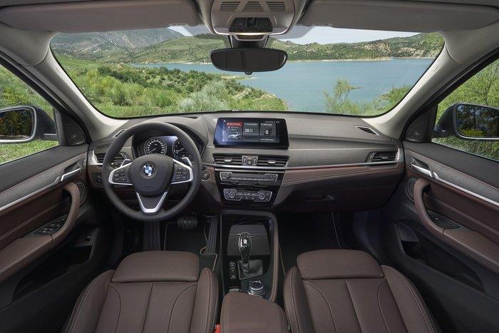 Nội thất BMW X1 2020