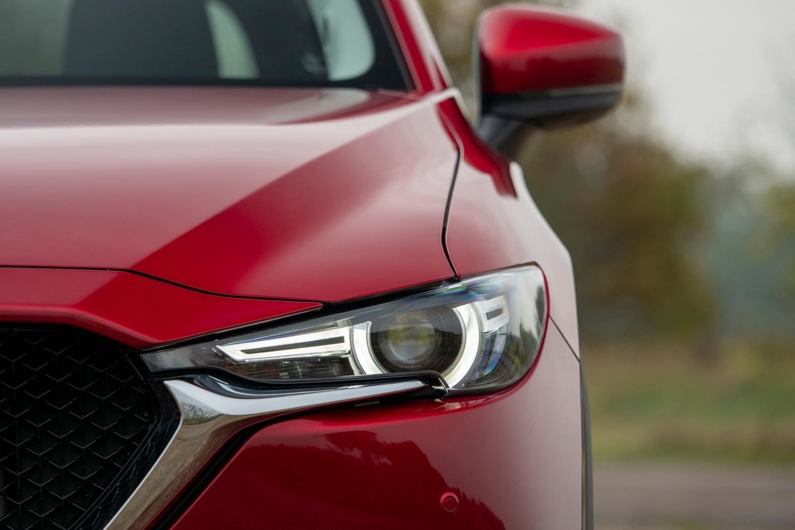 So sánh xe Mazda CX-5 2019 với Hyundai Tucson 2019 a22