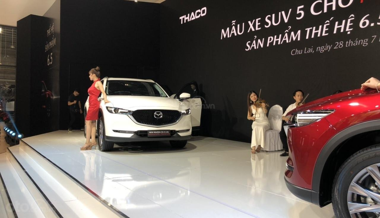 So sánh xe Mazda CX-5 2019 và Hyundai Tucson 2019