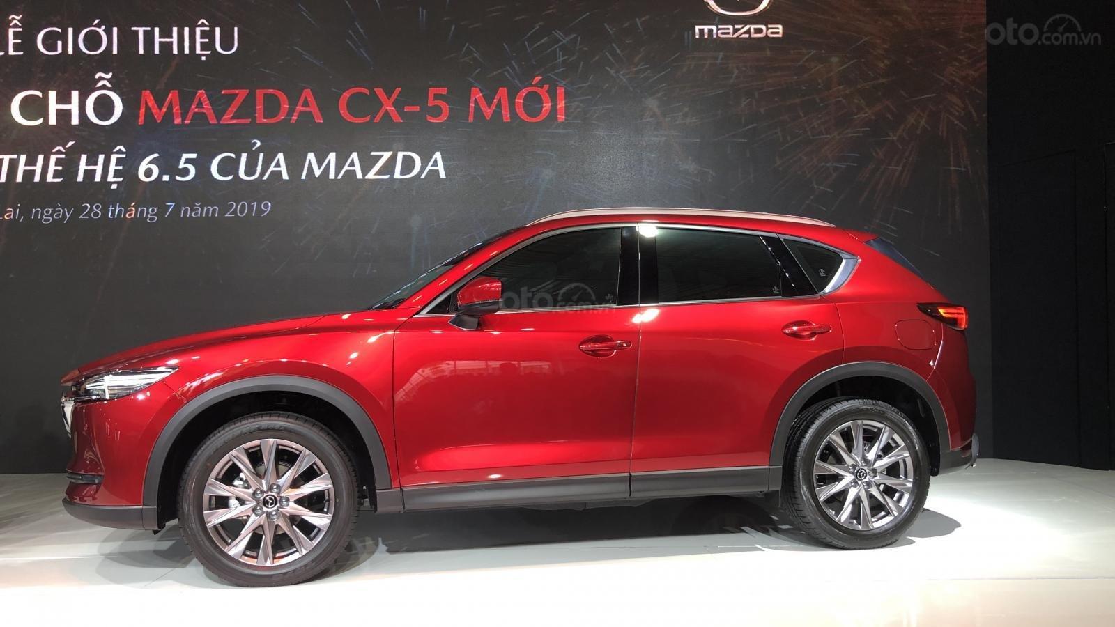 So sánh xe Mazda CX-5 2019 với Hyundai Tucson 2019