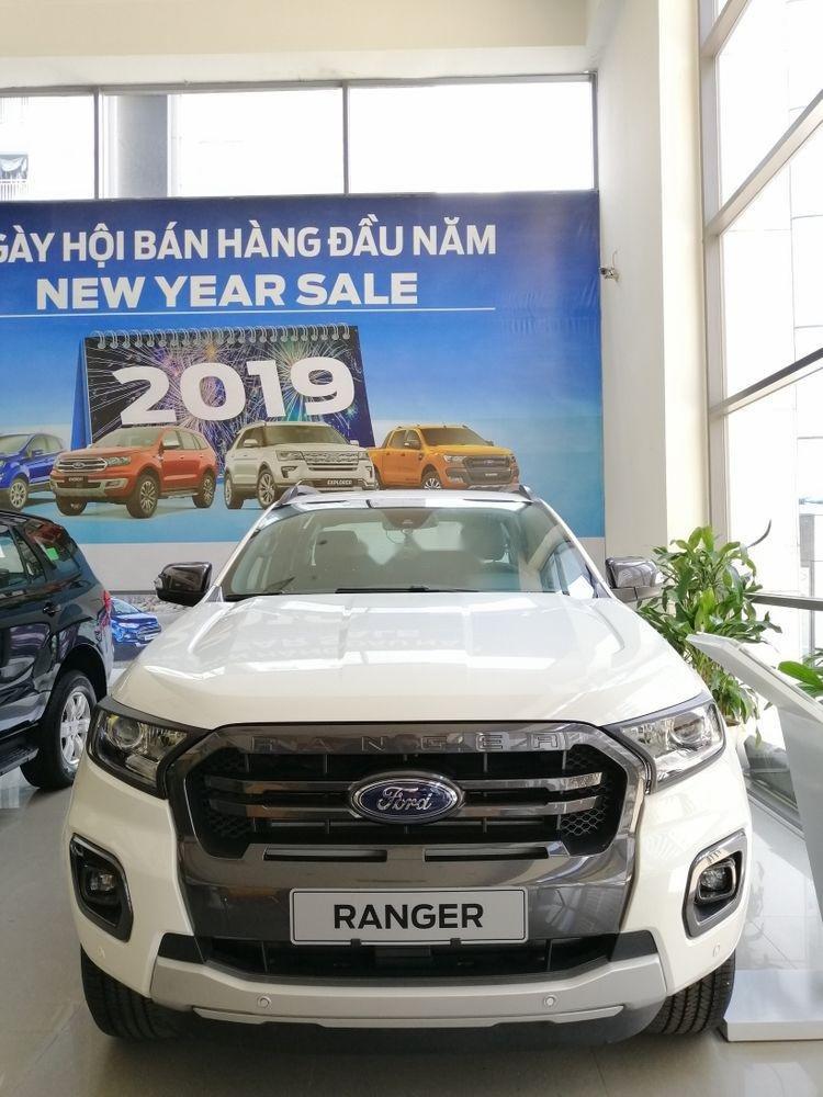 Cần bán Ford Ranger đời 2019, màu trắng, nhập khẩu nguyên chiếc (1)