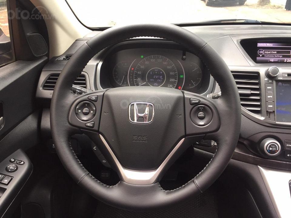 Cần bán xe Honda CR V 2.4 đời 2014, màu đen chính chủ-6
