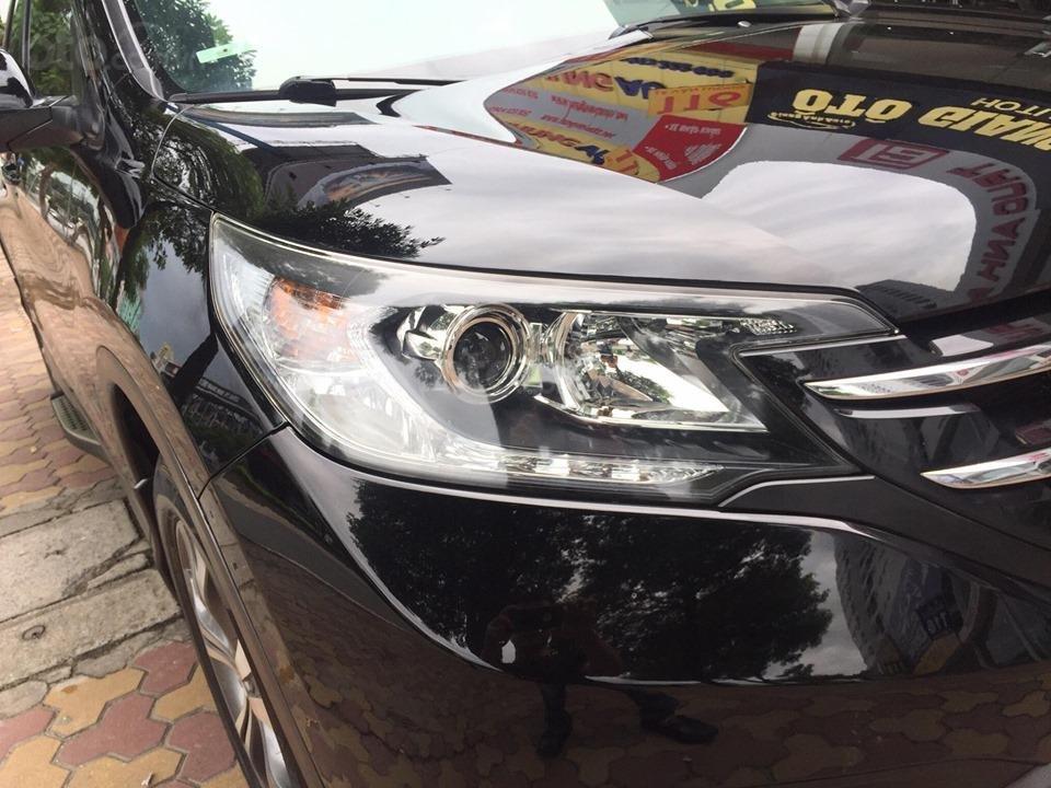 Cần bán xe Honda CR V 2.4 đời 2014, màu đen chính chủ-4