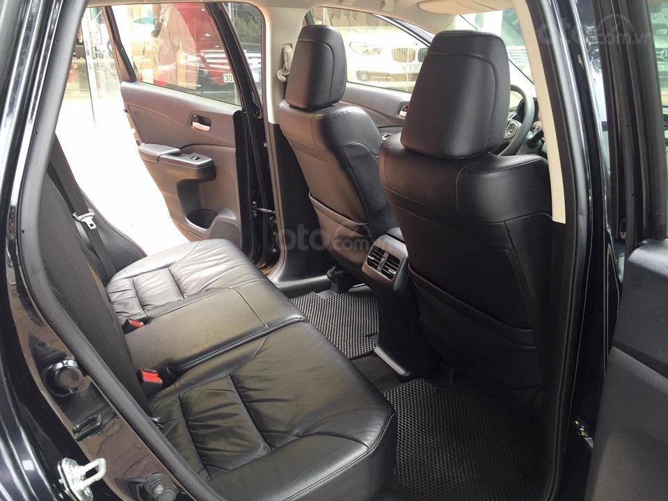 Cần bán xe Honda CR V 2.4 đời 2014, màu đen chính chủ-3