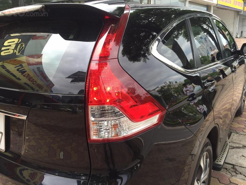 Cần bán xe Honda CR V 2.4 đời 2014, màu đen chính chủ-10