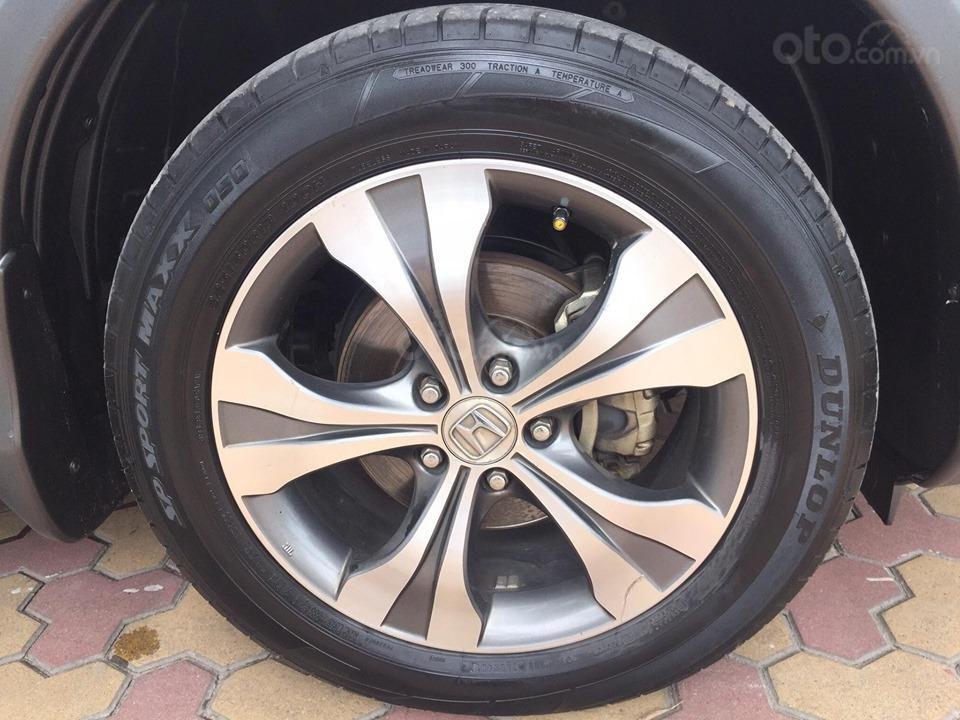 Cần bán xe Honda CR V 2.4 đời 2014, màu đen chính chủ-7
