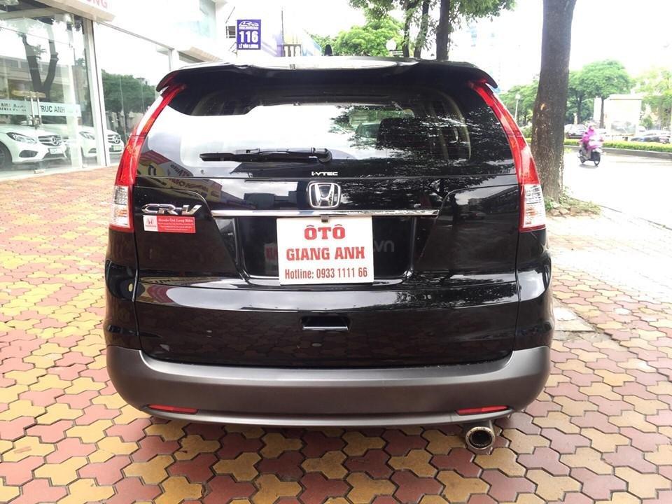 Cần bán xe Honda CR V 2.4 đời 2014, màu đen chính chủ-15