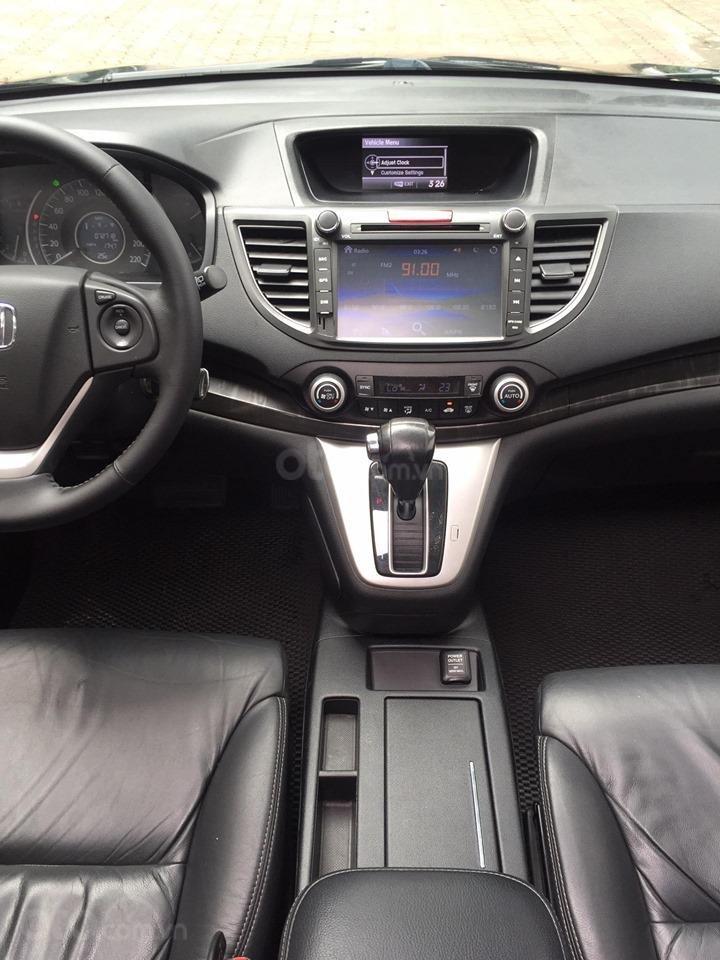 Cần bán xe Honda CR V 2.4 đời 2014, màu đen chính chủ-13