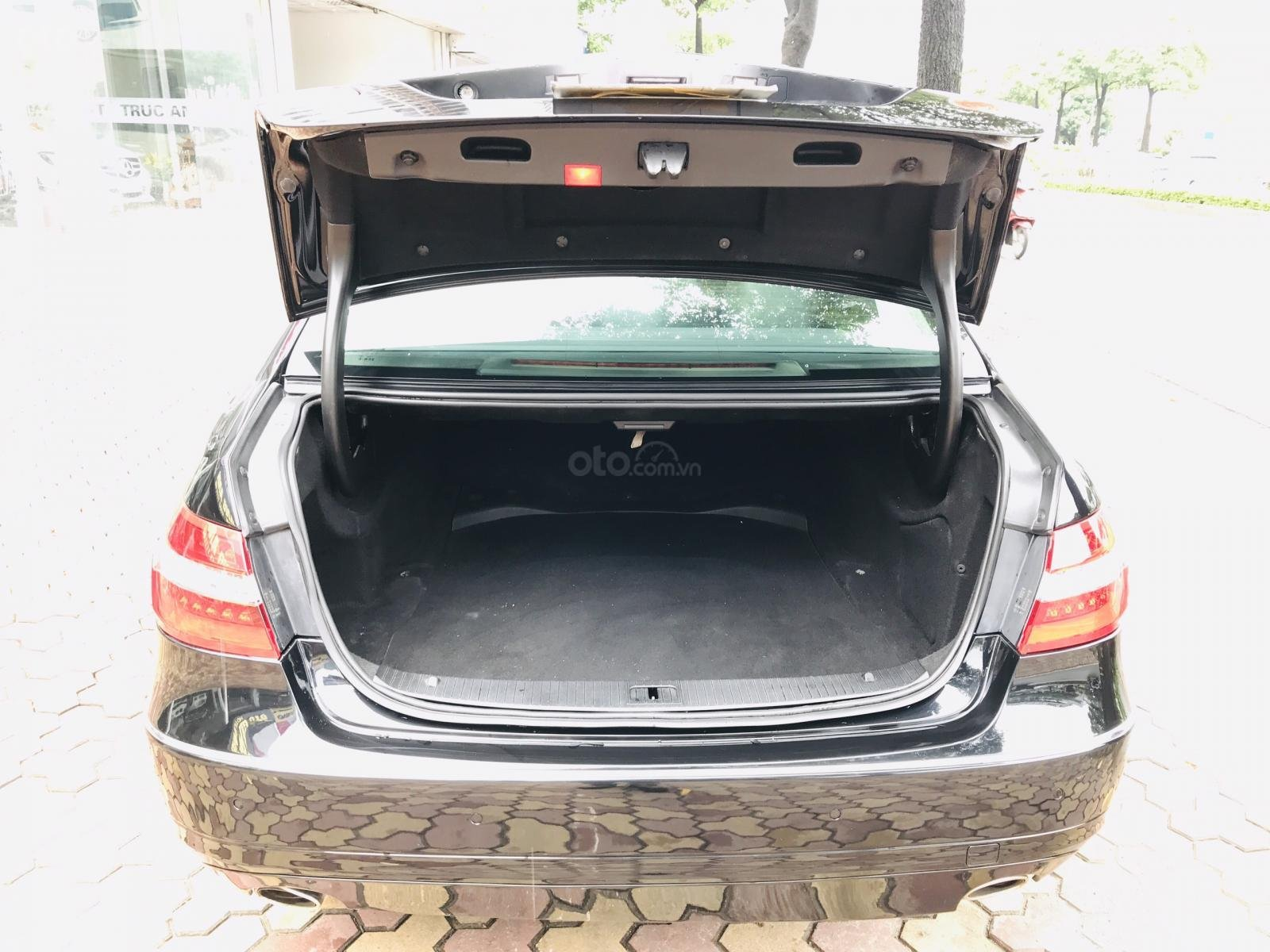 Mercedes E300 đời 2010, từng là chiếc xe đắt nhất được lắp ráp tại Việt Nam-11