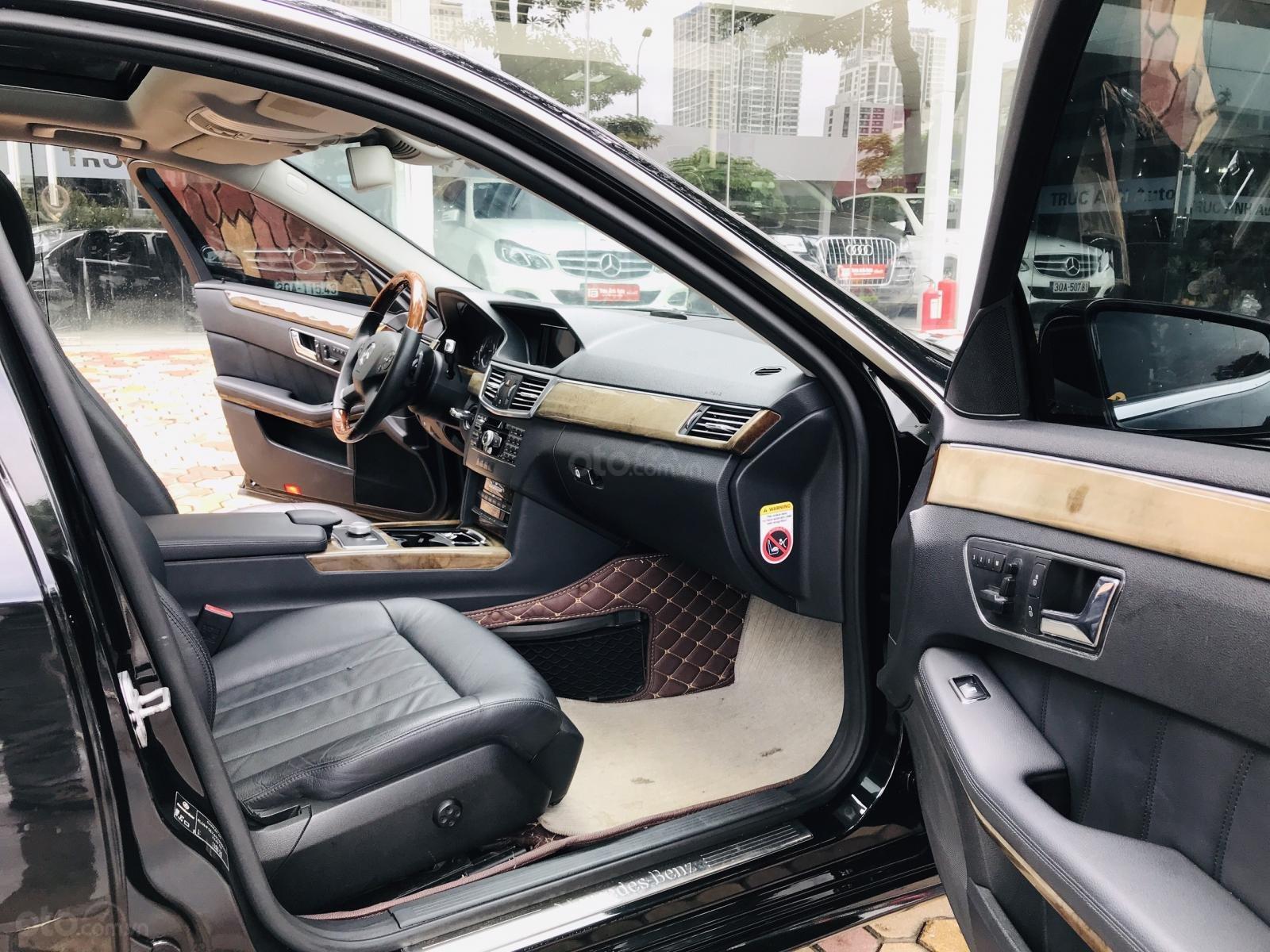 Mercedes E300 đời 2010, từng là chiếc xe đắt nhất được lắp ráp tại Việt Nam-18