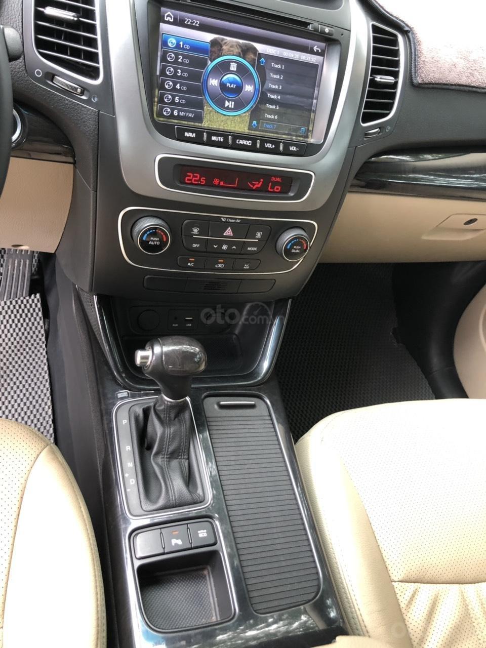 Bán Kia New Sorento DATH 2.2AT máy dầu, sản xuất 2016 đời 2017 xe đẹp (5)