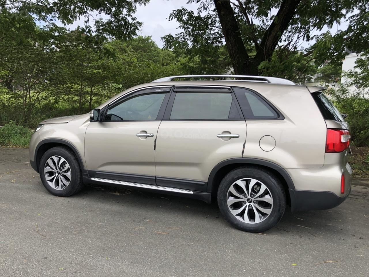 Bán Kia New Sorento DATH 2.2AT máy dầu, sản xuất 2016 đời 2017 xe đẹp (9)