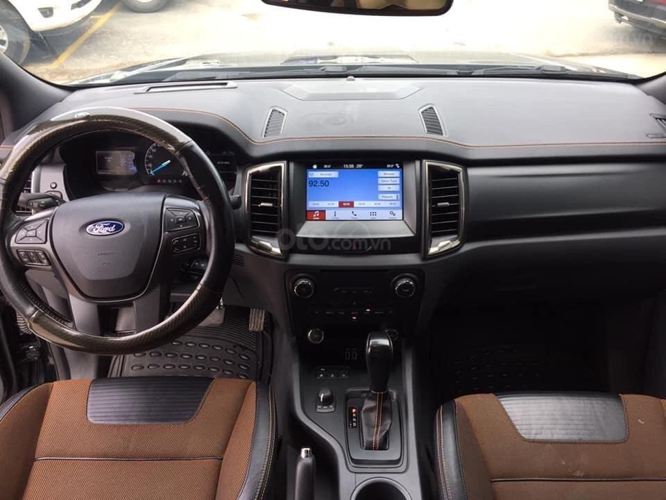 Cần bán Ranger 3.2L Wildtrak 4x4 AT 2016, xe bán tại Western Ford có bảo hành-8