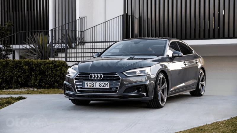Audi A5 2020 chốt giá và thông số kỹ thuật