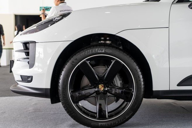 Ngoại thất Porsche Macan S 2019