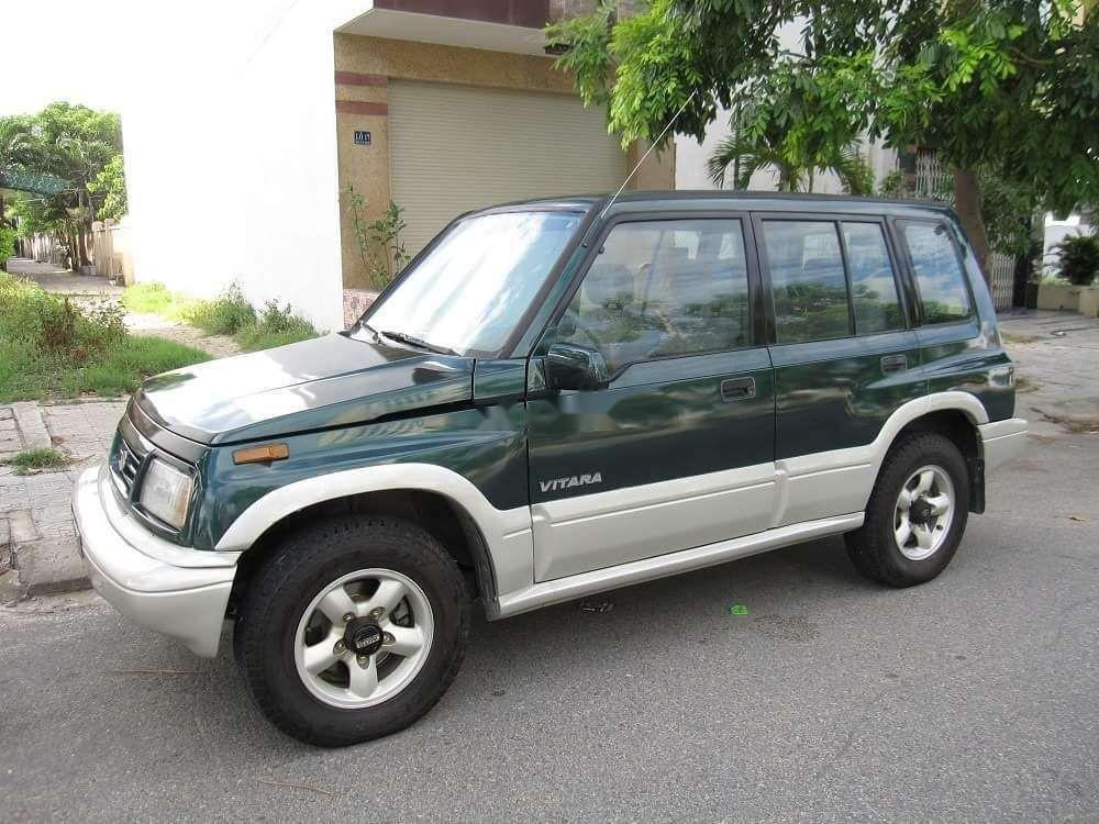 Bán Suzuki Vitara năm sản xuất 2006, nhập khẩu   (1)