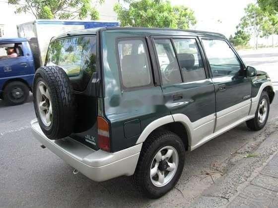 Bán Suzuki Vitara năm sản xuất 2006, nhập khẩu   (2)