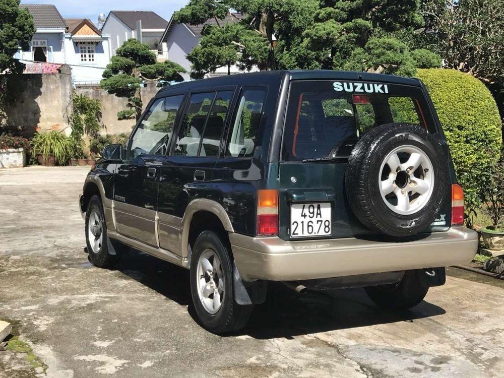 Bán Suzuki Vitara năm sản xuất 2006, nhập khẩu   (3)