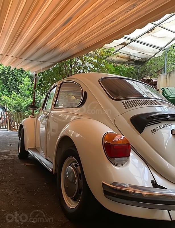 Cần bán xe Volkswagen Beetle năm 1975, màu trắng, xe nhập, giá chỉ 420 triệu (5)