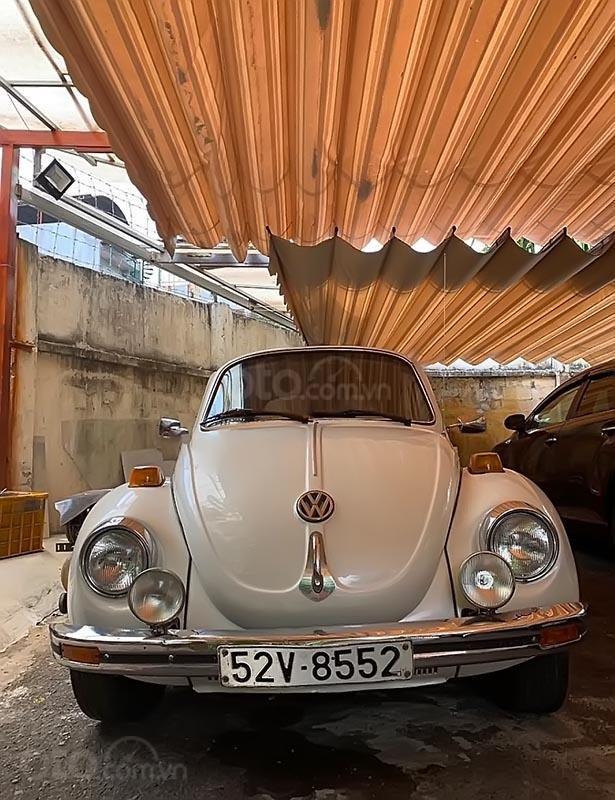 Cần bán xe Volkswagen Beetle năm 1975, màu trắng, xe nhập, giá chỉ 420 triệu (4)