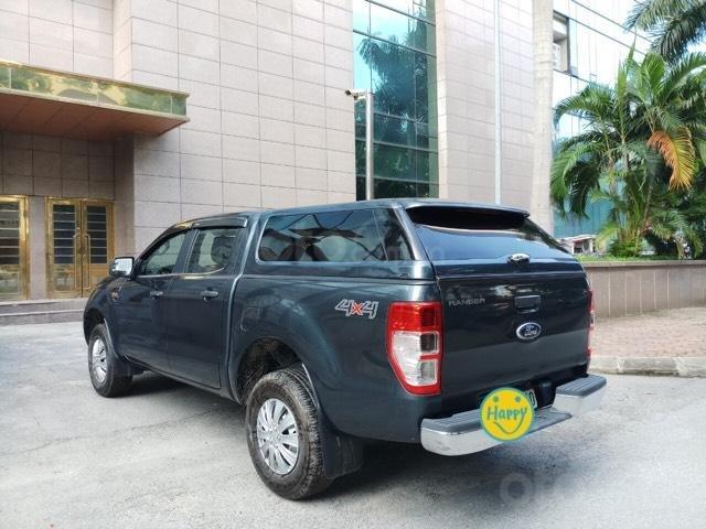 Ô Tô Thủ Đô bán xe Ford Ranger XL 2.2L 4x4 2016, 2 cầu, màu ghi xám 469 triệu-2