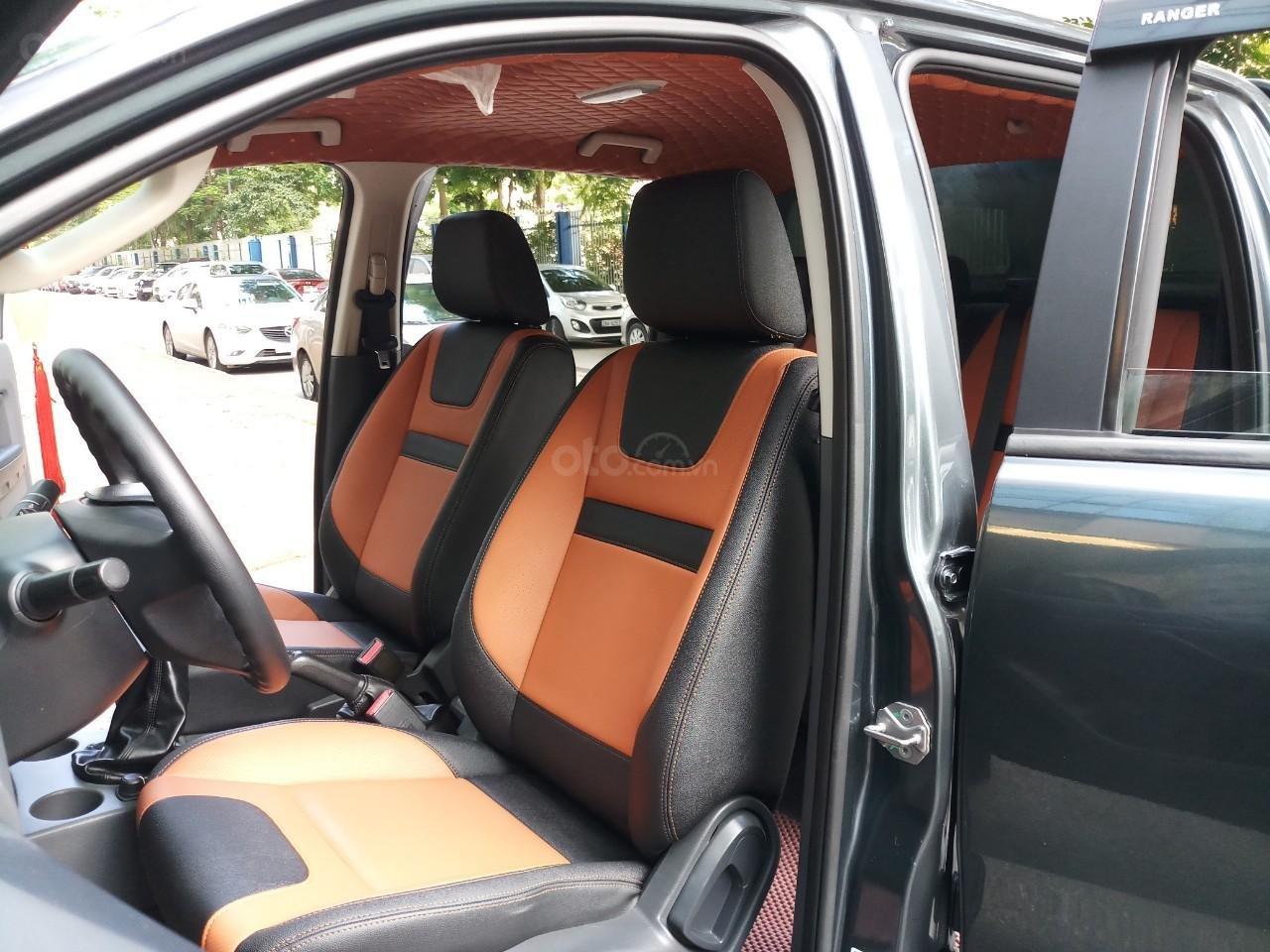 Ô Tô Thủ Đô bán xe Ford Ranger XL 2.2L 4x4 2016, 2 cầu, màu ghi xám 469 triệu-5