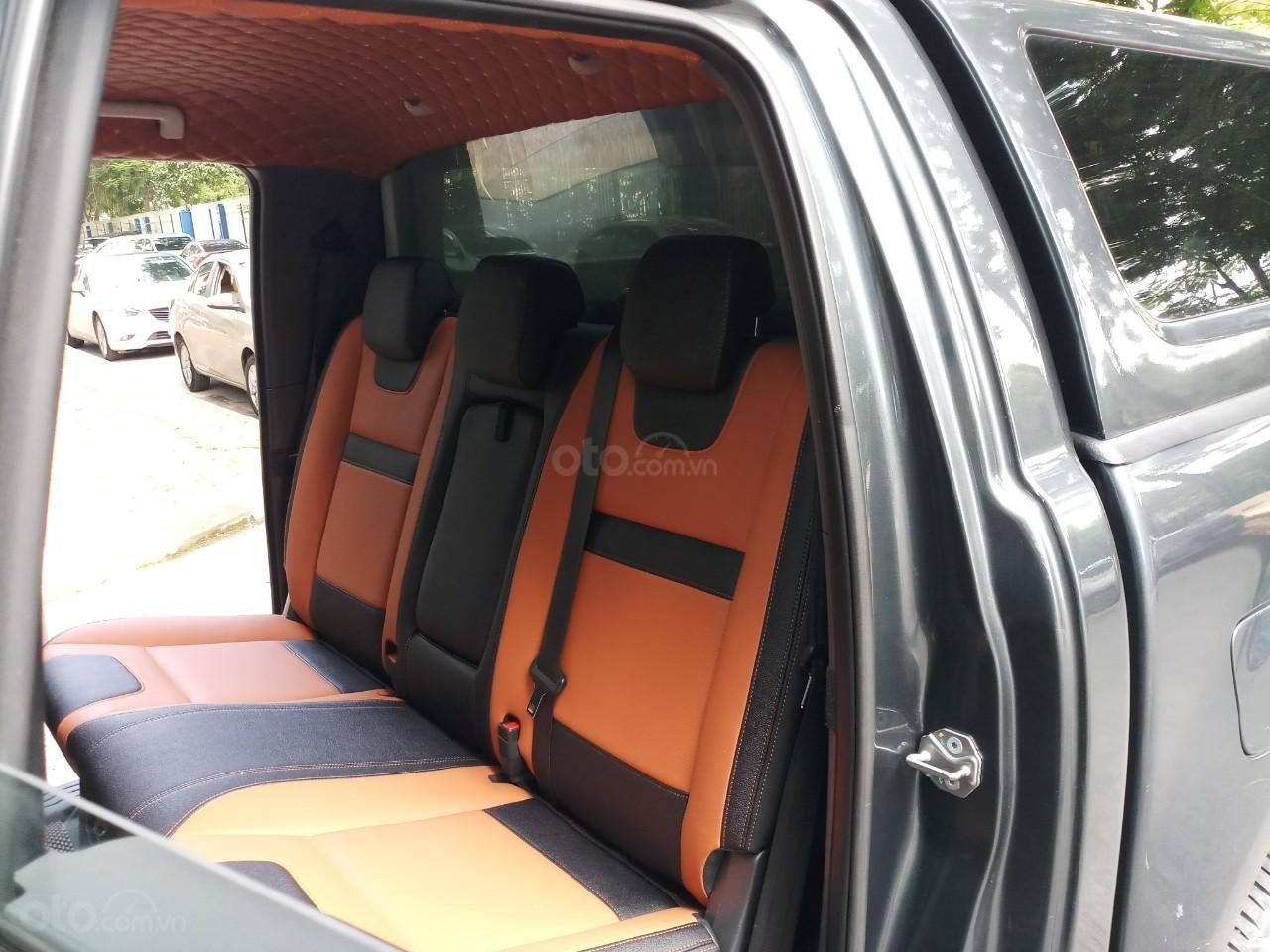 Ô Tô Thủ Đô bán xe Ford Ranger XL 2.2L 4x4 2016, 2 cầu, màu ghi xám 469 triệu-6