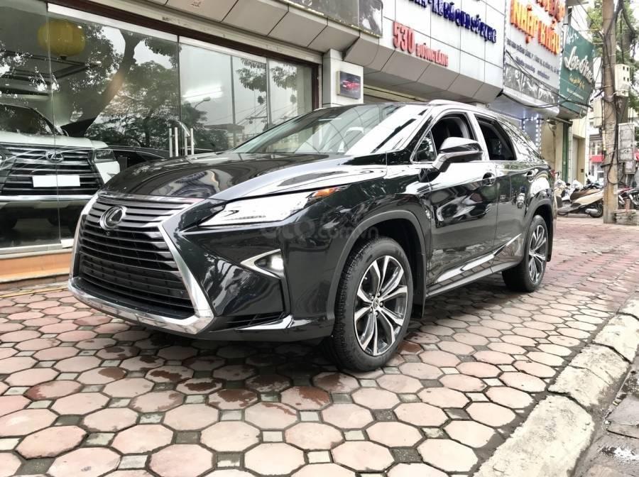 Lexus RX 350L 6 chỗ 2018, full option, Hà Nội, giá tốt giao xe ngay toàn quốc. LH trực tiếp 0844.177.222 (1)