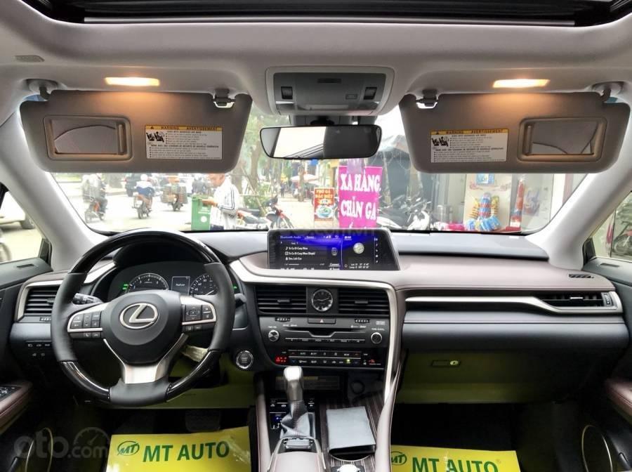 Lexus RX 350L 6 chỗ 2018, full option, Hà Nội, giá tốt giao xe ngay toàn quốc. LH trực tiếp 0844.177.222 (8)