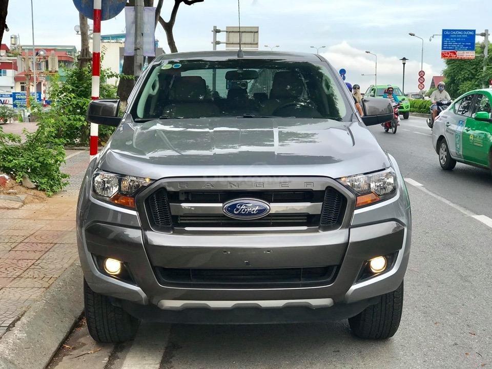 Ford Ranger XLS 2.2L tự động 2017 (1 cầu), xe lướt 98%-1
