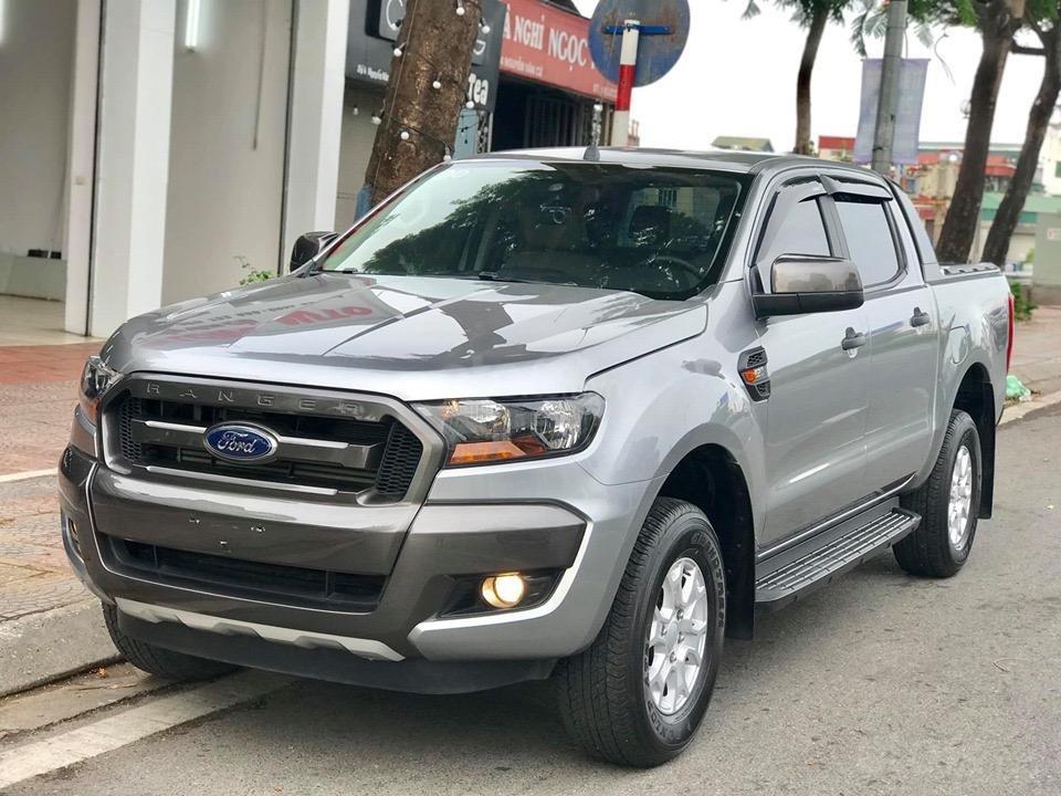Ford Ranger XLS 2.2L tự động 2017 (1 cầu), xe lướt 98%-0