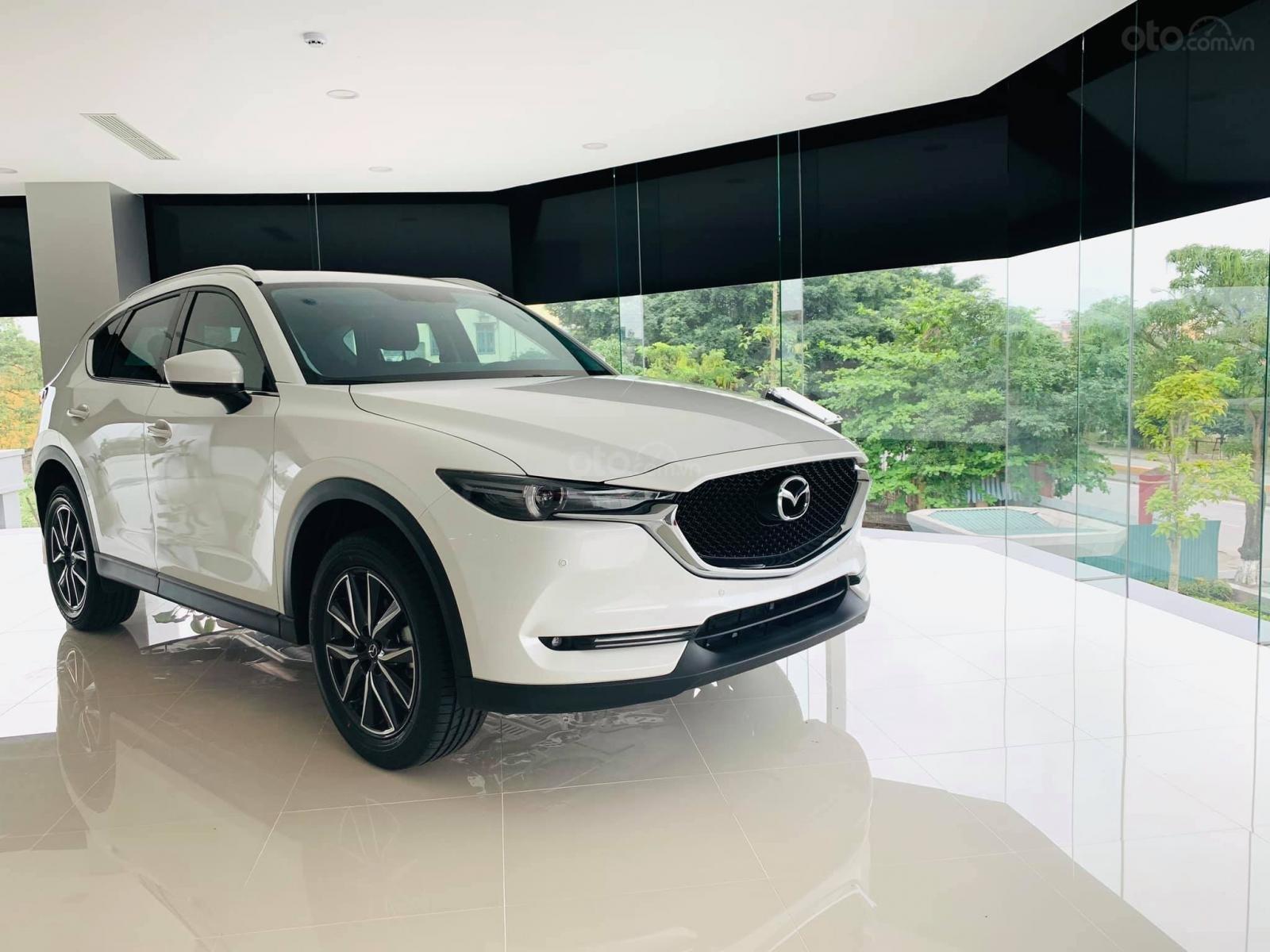 Bán ô tô Mazda CX 5 2019, trả góp chỉ 280tr lăn bánh-0