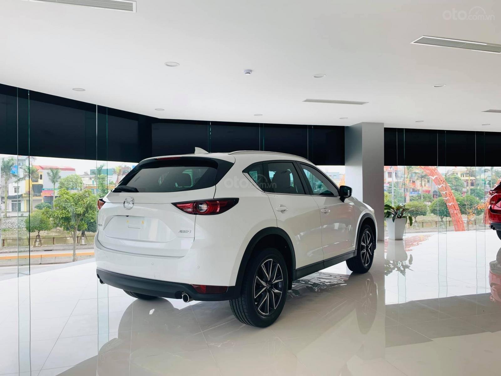 Bán ô tô Mazda CX 5 2019, trả góp chỉ 280tr lăn bánh-2