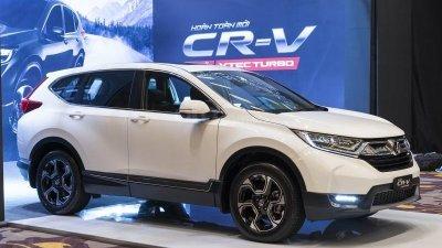 Sở hữu Honda CRV-L tháng gâu chỉ từ 218tr, với gói khuyến mại tiền mặt, phụ kiện cực lớn (1)