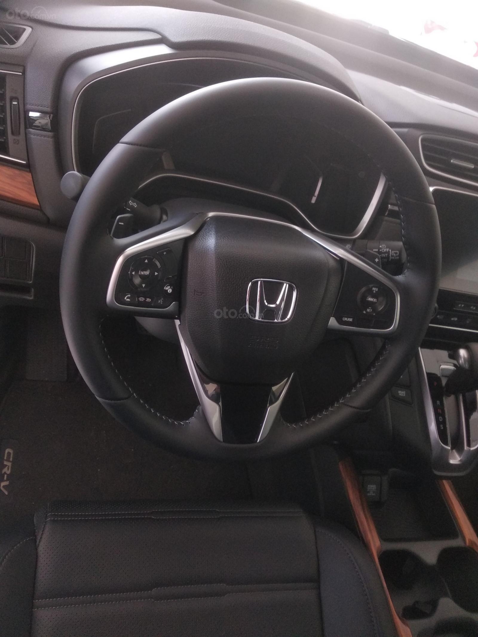 Sở hữu Honda CRV-L tháng gâu chỉ từ 218tr, với gói khuyến mại tiền mặt, phụ kiện cực lớn (7)