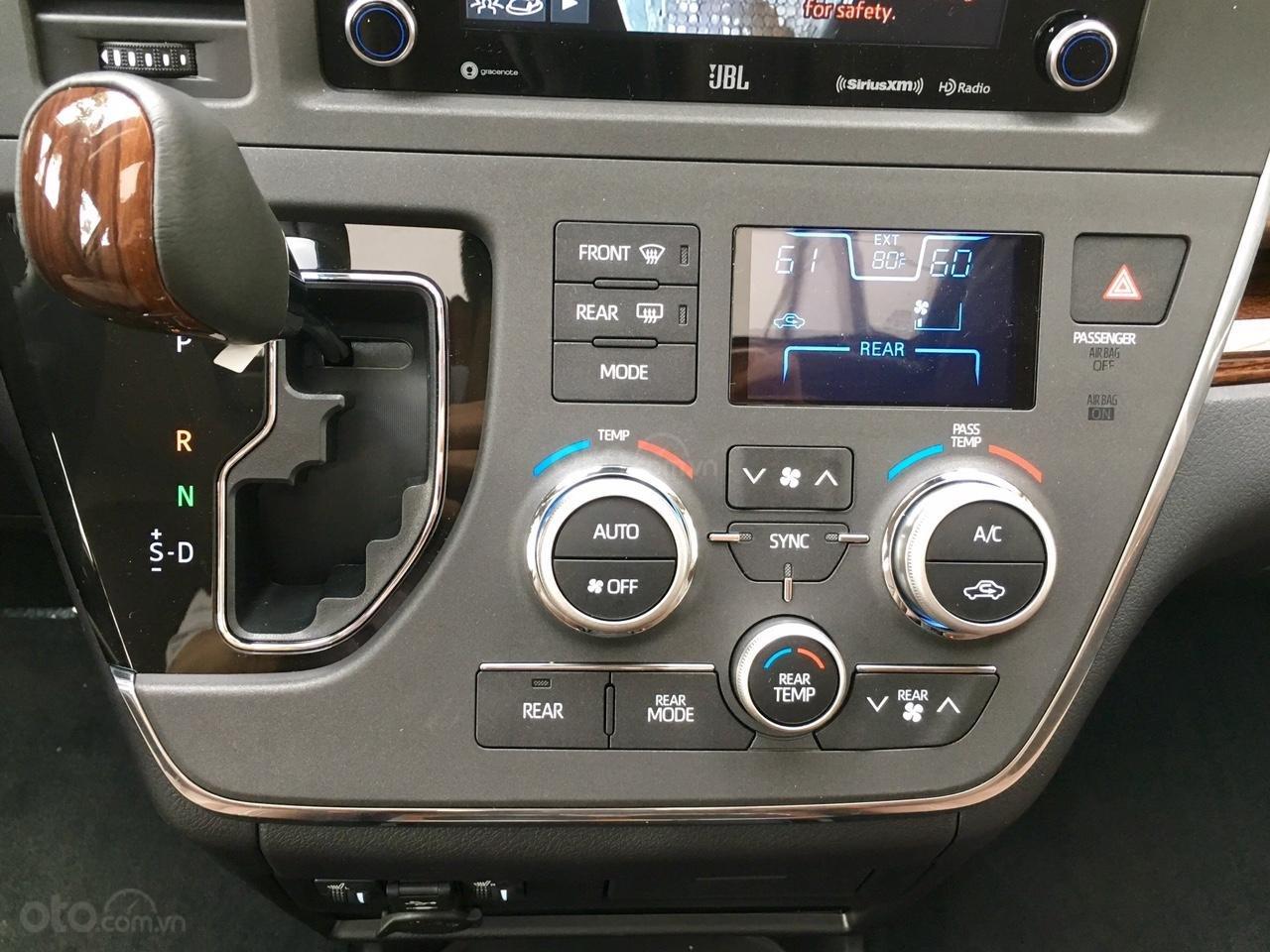 Bán Toyota Sienna Limited 2020 bản 1 cầu, giá tốt, nhập Mỹ giao ngay toàn quốc- LH 0945.39.2468 Ms Hương (14)