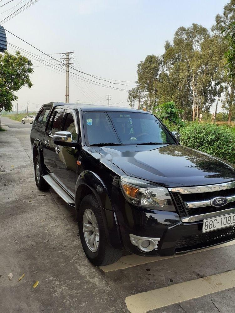 Bán Ford Ranger 2009, màu đen, nhập khẩu nguyên chiếc-1
