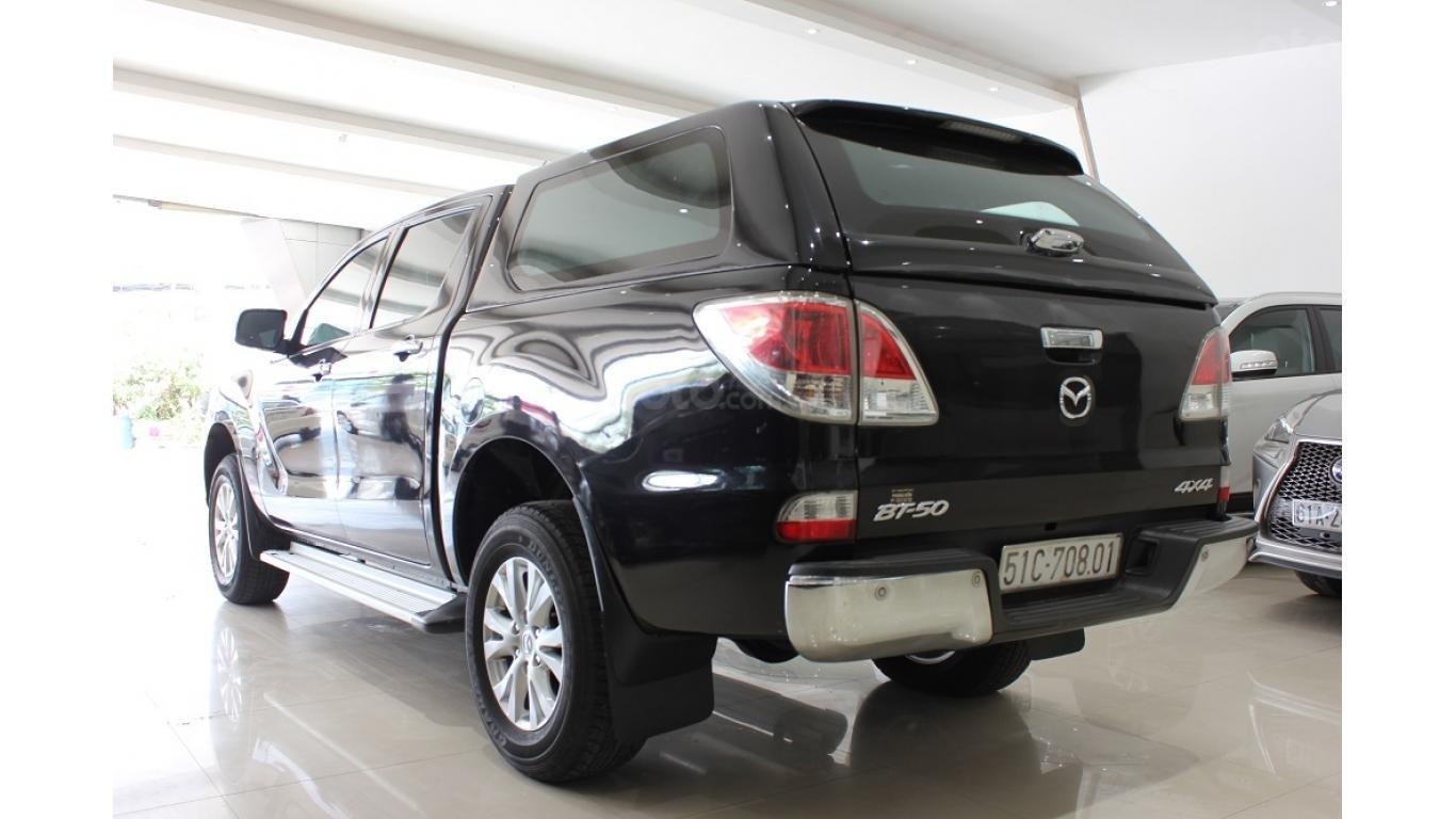Bán Mazda BT 50 3.2 AT 2015, màu đen, xe nhập, trả trước chỉ từ 162 triệu (4)