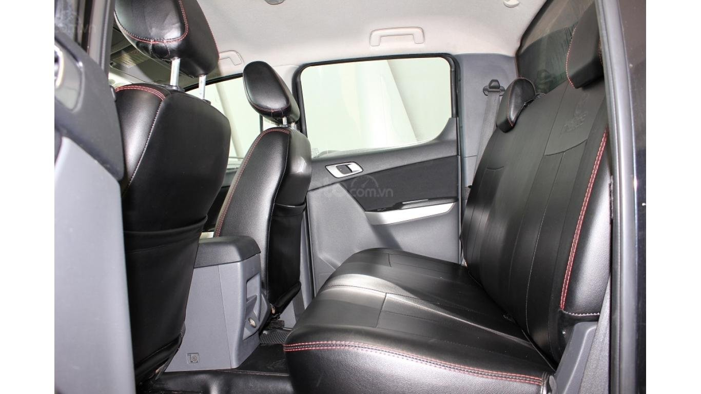 Bán Mazda BT 50 3.2 AT 2015, màu đen, xe nhập, trả trước chỉ từ 162 triệu (13)