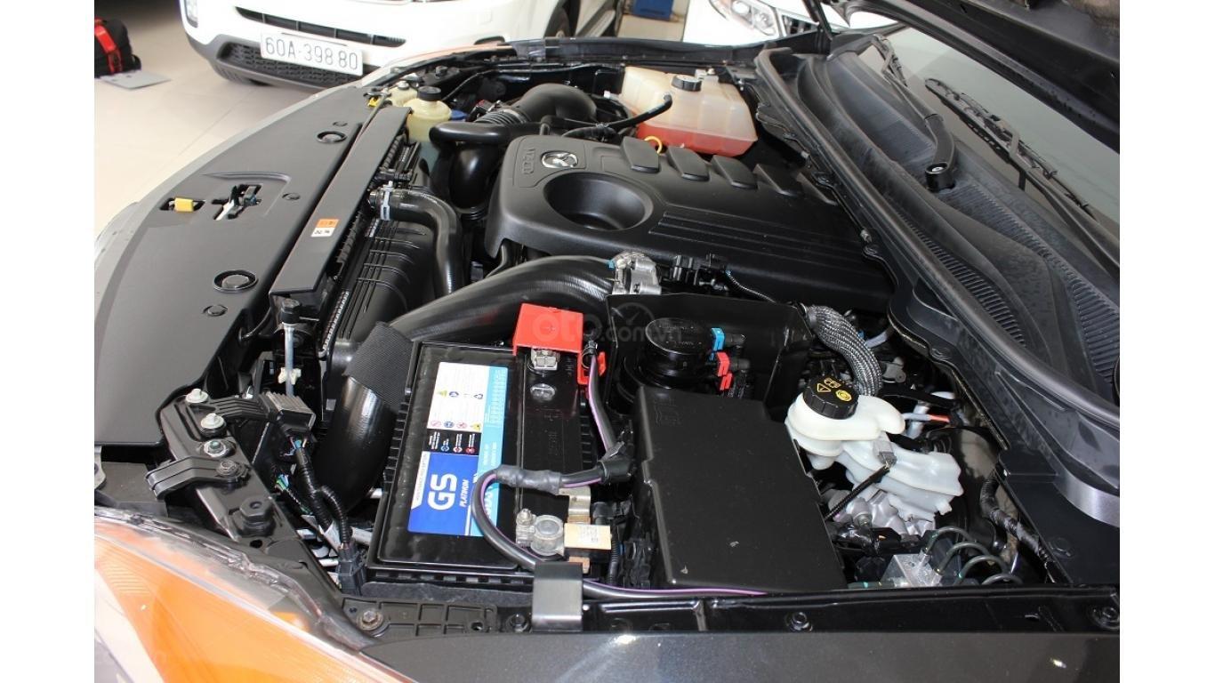 Bán Mazda BT 50 3.2 AT 2015, màu đen, xe nhập, trả trước chỉ từ 162 triệu (16)