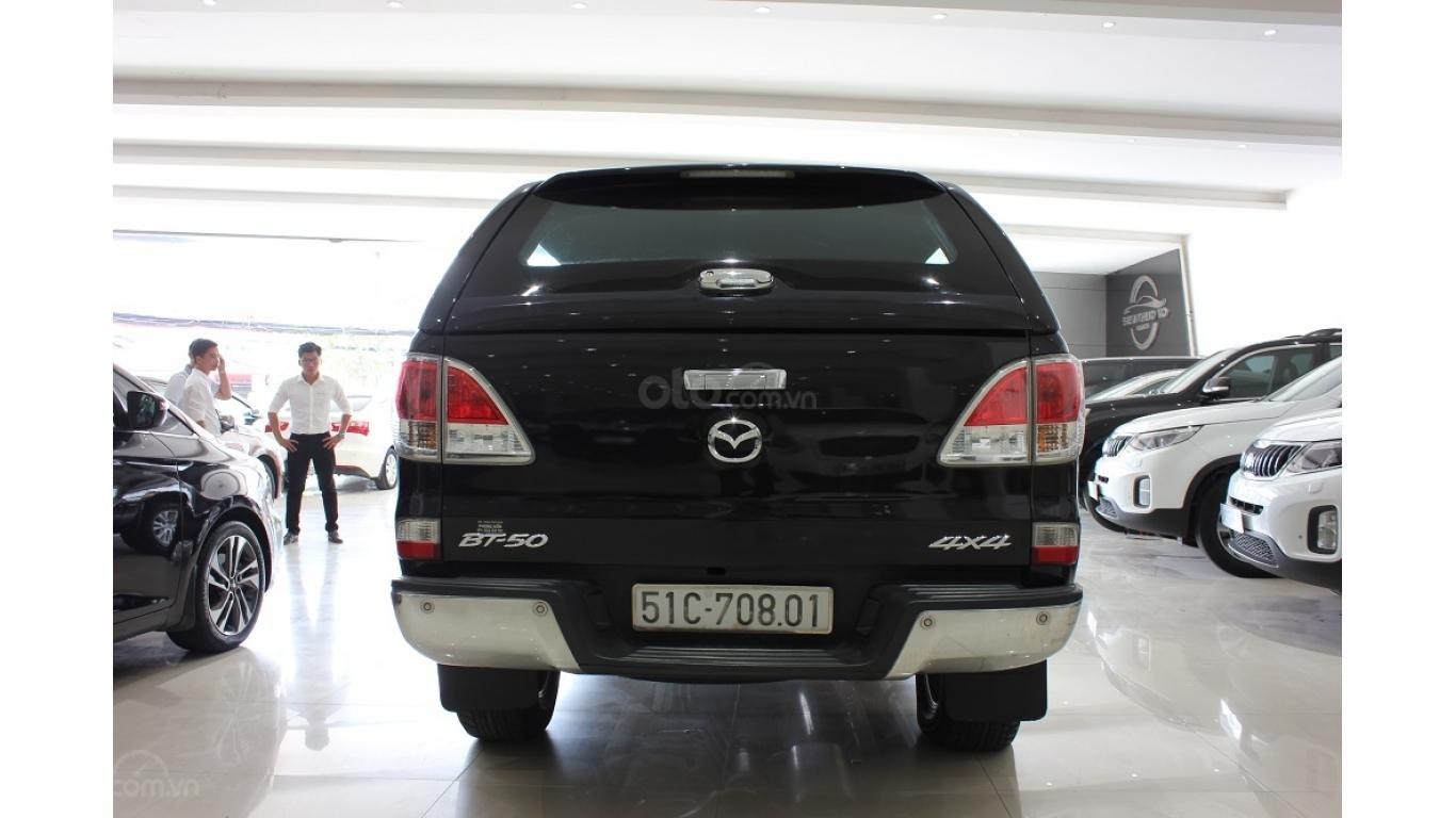 Bán Mazda BT 50 3.2 AT 2015, màu đen, xe nhập, trả trước chỉ từ 162 triệu (6)