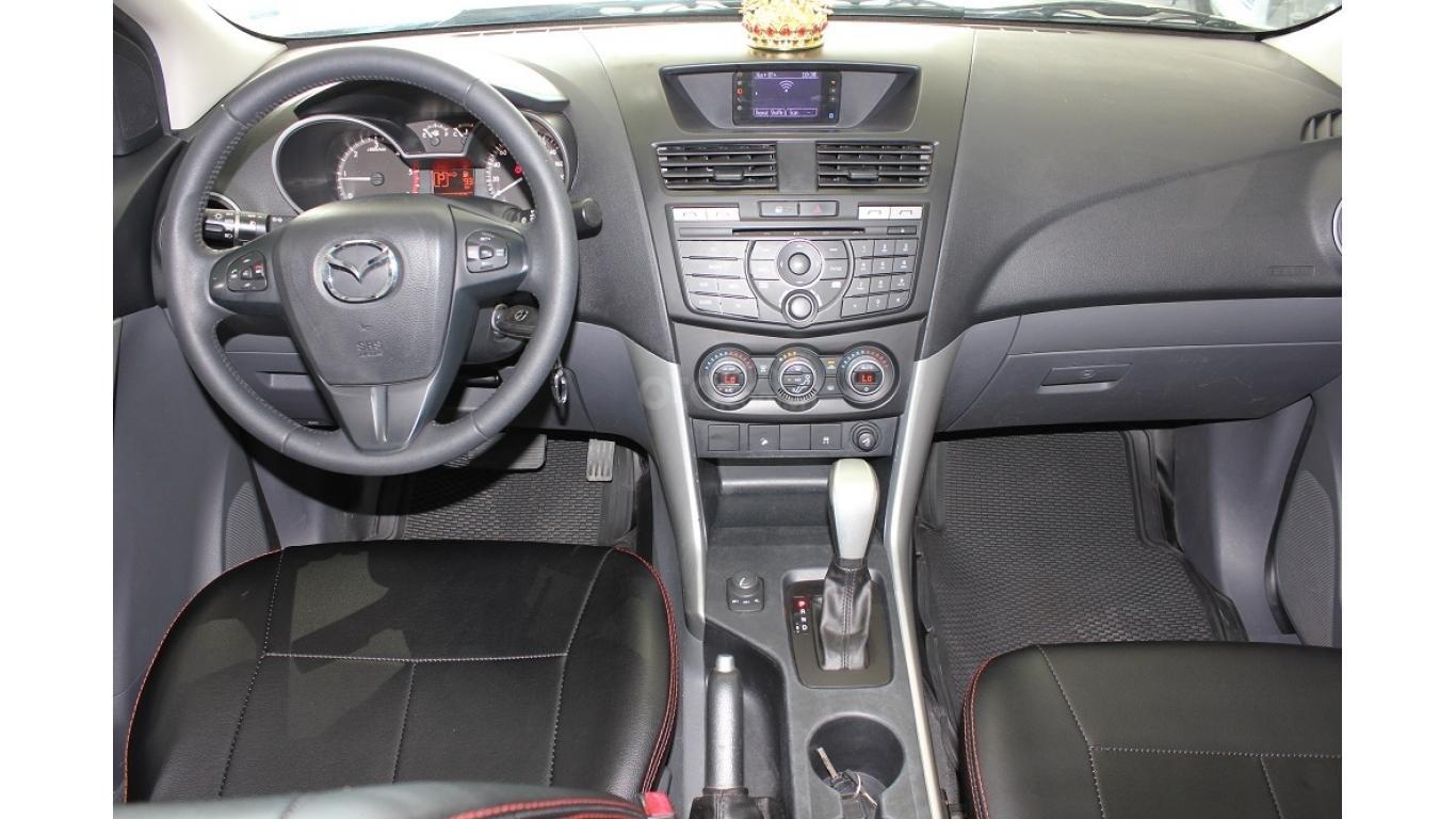 Bán Mazda BT 50 3.2 AT 2015, màu đen, xe nhập, trả trước chỉ từ 162 triệu (11)