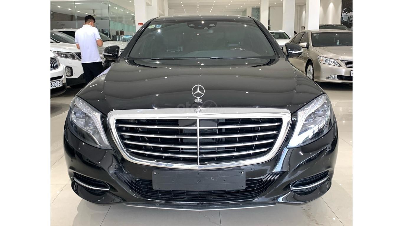 Cần bán xe Mercedes S400 2016, màu đen. Liên hệ 0985190491 Ms Ngọc (1)