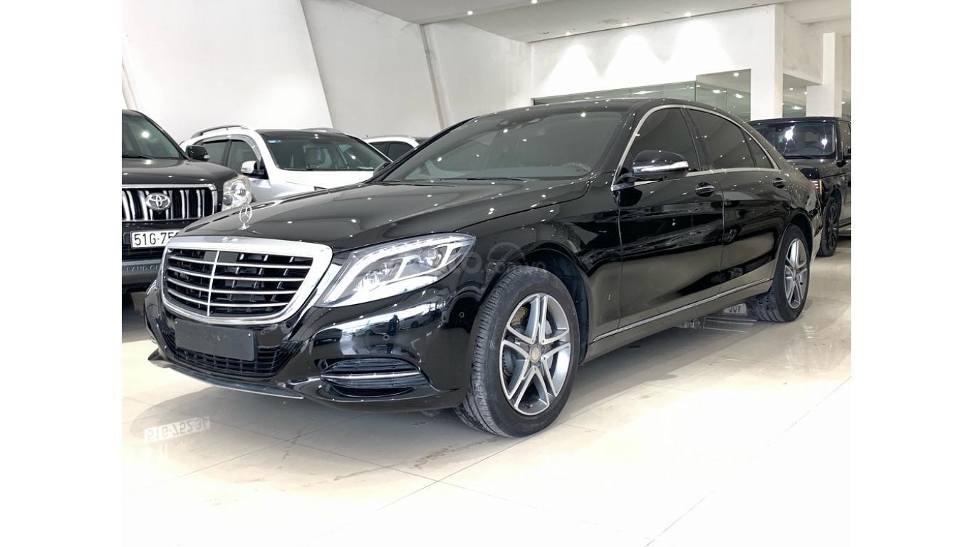 Cần bán xe Mercedes S400 2016, màu đen. Liên hệ 0985190491 Ms Ngọc (3)
