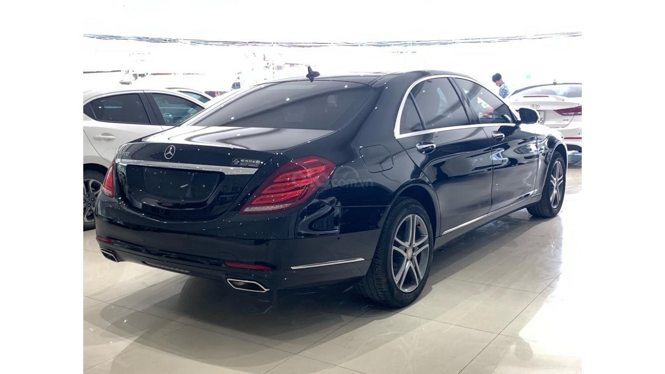 Cần bán xe Mercedes S400 2016, màu đen. Liên hệ 0985190491 Ms Ngọc (4)