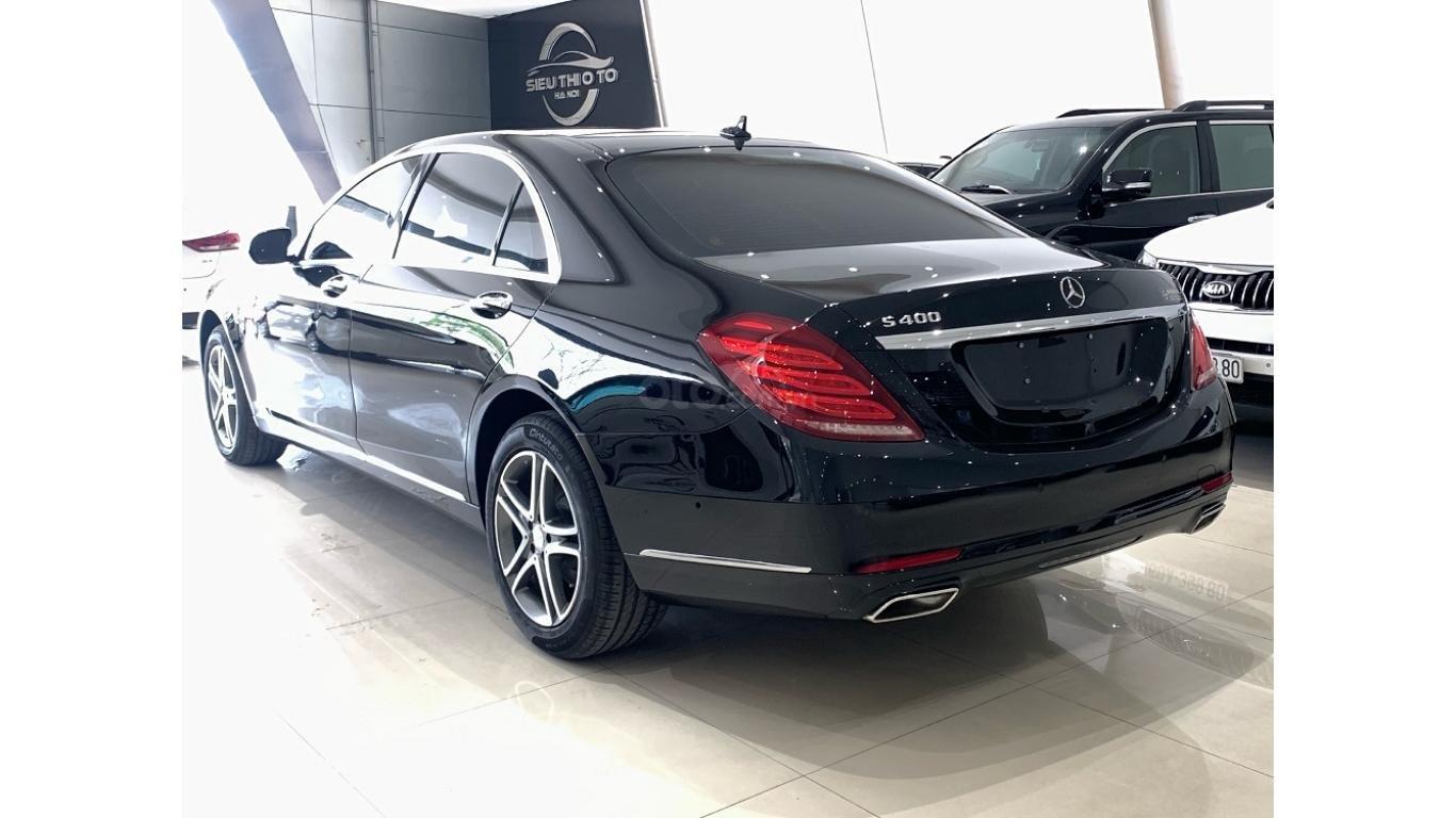 Cần bán xe Mercedes S400 2016, màu đen. Liên hệ 0985190491 Ms Ngọc (5)