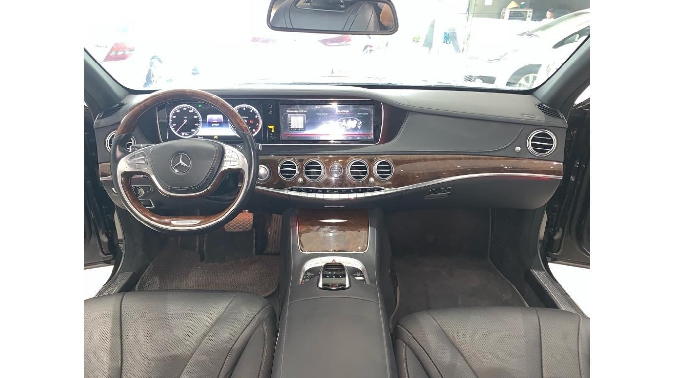 Cần bán xe Mercedes S400 2016, màu đen. Liên hệ 0985190491 Ms Ngọc (9)