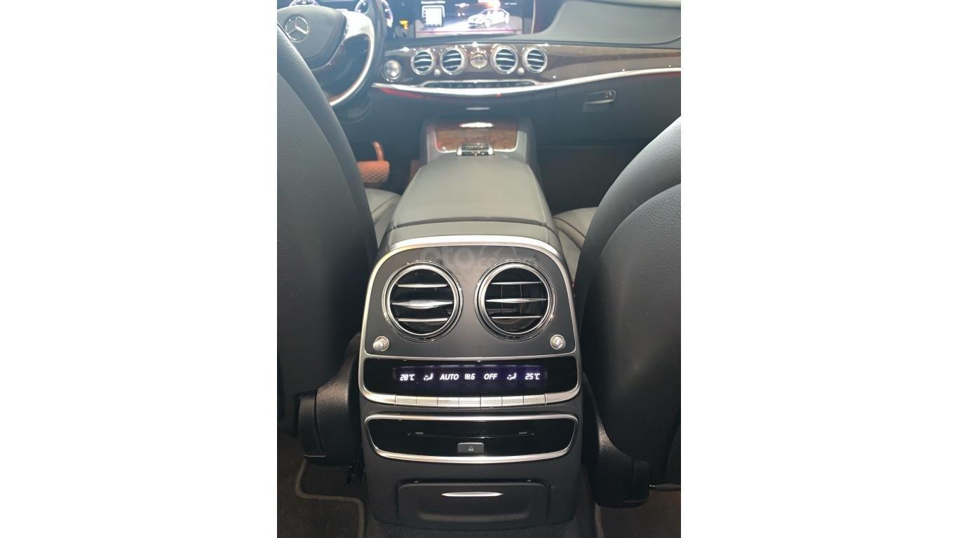 Cần bán xe Mercedes S400 2016, màu đen. Liên hệ 0985190491 Ms Ngọc (10)